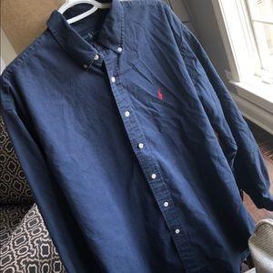 Men's Ralph Lauren Blake button down shirt